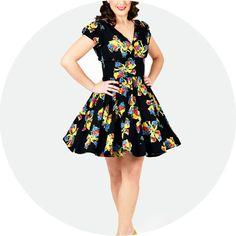 The Doll Dress - Big Band Melody