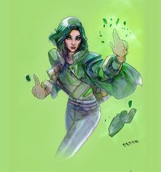 The Gifted: Polaris - Peter V Nguyen