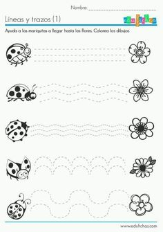 Crafts,Actvities and Worksheets for Preschool,Toddler and Kindergarten.Lots of worksheets and coloring pages. Tracing Worksheets, Kindergarten Worksheets, Worksheets For Kids, Handwriting Worksheets, Printable Worksheets, Pre Writing, Writing Practice, Writing Skills, Preschool Writing