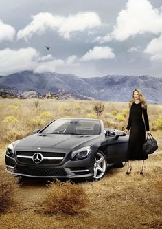 Mercedes Benz - Mercedes-Benz Fashion Week Campaign Autumn/Winter 2012