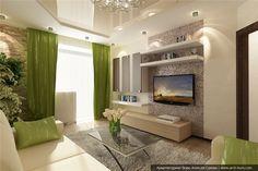 Контрасты интерьерного дизайна: Современный дизайн интерьера квартиры фото