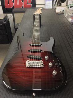 Guitar Kits, Guitar Amp, Cool Guitar, Guitar Scales, Guitar Chords, Ukulele, G&l Guitars, Custom Guitars, Guitar Musical Instrument