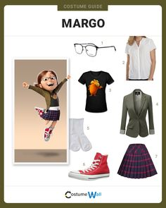 Margo Gru Despicable Me Costume Despicable Me Halloween Costume, Gru Costume, Cute Group Halloween Costumes, Halloween Costumes For Girls, Costumes Kids, Costume Dress, Cartoon Costumes, Minion Costumes, Movie Character Costumes