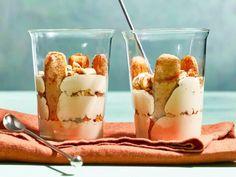 Tiramisu, Ricotta, Sweet Recipes, Panna Cotta, Tableware, Ethnic Recipes, Desserts, Food, Kitchens