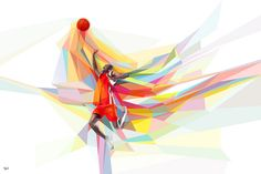 The colors of basketball (9) by tsevis, via Flickr