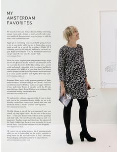 Hemma is Lotta Jansdotter seventh fabric collection created with Windham Fabrics. Here she shares her latest inspiration and projects. Blouse Patterns, Clothing Patterns, Sewing Patterns, Diy Wardrobe, Wardrobe Basics, Fashion Over, Diy Fashion, Sewing Machine Basics, Fall Tunic