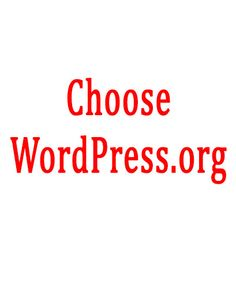 Today's choice for blogging is WordPress. There are still other blogging platforms you can use. However, WordPress is the best choice in my opinion. http://spinhead.com/choose-wordpress-org-for-your-blog/