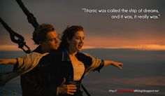 #Titanic #Quotes #Cinescrupulos