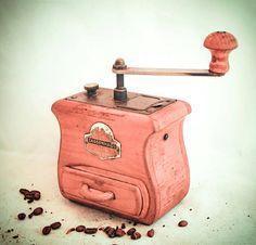 Vintage ZASSENHAUS MOKKA Coffee Grinder Mill Kaffeemuehle