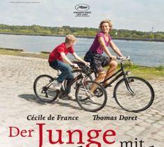 """""""Der Junge mit dem Fahrrad"""" - Kino-Tipp - Cyril hat es schwer: Er wurde in ein Heim abgeschoben und muss sich nun seinen Platz im Leben erkämpfen."""