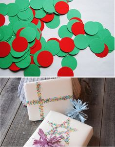 Lovely 5 Different Ways To Use Christmas Wrapping Paper Idea