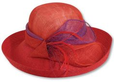 I want this hat! Jenny Joseph, Red Hat Society, Lady In Waiting, Pink Hat, Red Hats, Red Purple, Baseball Hats, Beautiful, Scarfs