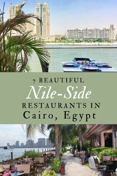 Now that Sequoia is closed, where else are you going to take your foreign friends for dinner, drinks, shisha and a Nile view in Cairo? Egypt Travel, Africa Travel, Cairo Restaurant, Cool Places To Visit, Places To Go, Koh Lanta Thailand, Egypt Culture, Kempinski Hotel, Honeymoon Places