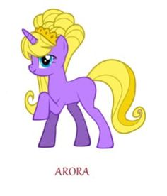 MLP: Aurora-WHAT???? My two things combined into one?!?! Unbelievable. I love herrr.