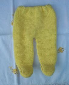 Crochet ideas that you'll love Baby Leggings Pattern, Baby Booties Free Pattern, Baby Sweater Knitting Pattern, Baby Knitting Patterns, Baby Patterns, Diy Crafts Knitting, Diy Crafts Crochet, Knitting For Kids, Crochet For Kids