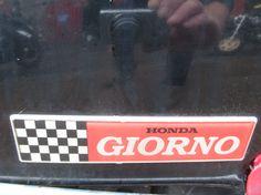 Honda GIORNO 50 | eBay