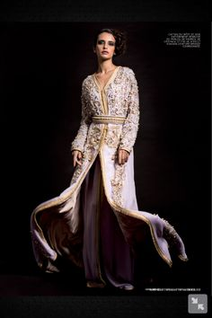 From l'officiel maroc caftan edition