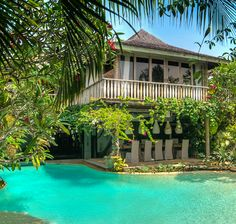 Villa Phinisi, Bali, Indonesia.