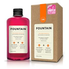 Forget that late afternoon coffee or chocolate fix. This all natural Fountain Energy Molecule will get you through. | £18.99