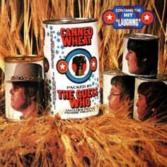 Guess Who - Canned Wheat - 09 Fair Warning.This is burton cummings trying to sound like he's british. He even offers up some good advice for anyone who's thinking about going into show business. Burton Cummings, The Guess Who, Classic Album Covers, I Am Canadian, Classic Rock And Roll, 70s Music, Rock Music, British Rock, Vinyls