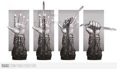 Secrets of the hidden blade (Assassins Creed 3)