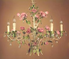 amazing shabby chic | ... table lamp lighting crystal craft decoration shabby chic paris