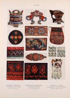 Ornament, two thousand decorative motifs in col...