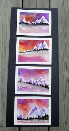 Discover these 8 amazing ways to teach landscape art to your elementary students. - - Discover these 8 amazing ways to teach landscape art to your elementary students! Winter Art Projects, School Art Projects, Group Projects, Landscape Art Lessons, 7th Grade Art, Grade 3, Art Lessons Elementary, Upper Elementary, Middle School Art