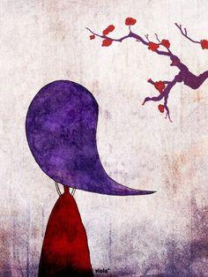 viola': Purple cherry tree