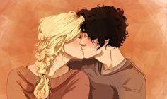 Annabeth and Percy❤❤❤❤