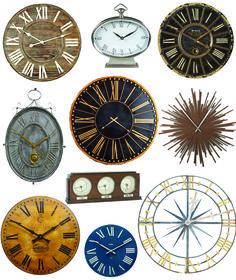 wall clocks roundup
