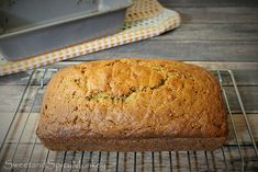 Banana Bread made with Olive oil Banana Bread Recipes, Pumpkin Recipes, Pan Bread, Lemon Curd, Sweet And Spicy, How To Make Bread, Original Recipe, Baking Soda, Olive Oil