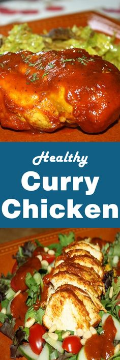 Healthy Curry Chicken Breast