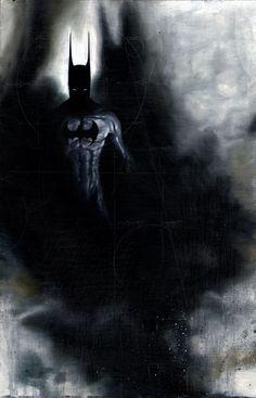 Batman by Menton J. Matthews III