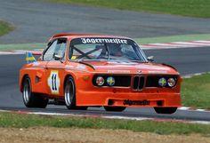 1973 Jägermeister BMW 3.0 CSL `Batmobile` FIA Race Car