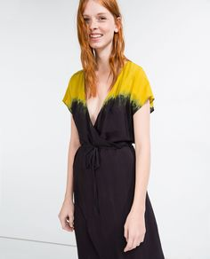 TIE DYE DRESS - View all - WOMAN - NEW IN | ZARA Greece