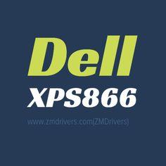 Dell XPS866 Desktops Drivers