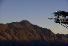 Nevis Highwire 134m- New Zealand #bungyjump