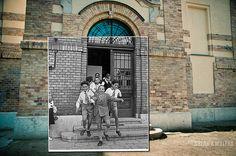 Nostalgia, Old Photos, Retro Vintage, The Past, House Styles, Wallpaper, Photography, Sketch, Window