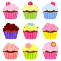 cupcake clipart - Free Large Images