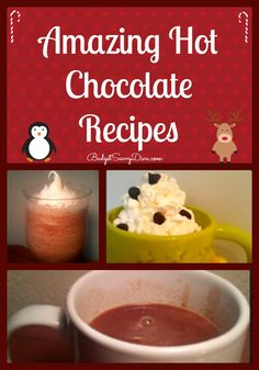 Perfect for Cold Weather - all these recipes have been tested by thousands