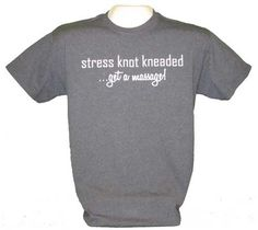 massage Tshirts
