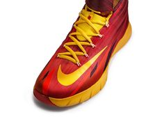 Nike christens 2014, Kyrie Irving with Zoom HyperRev