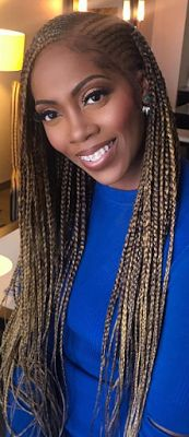 Beautiful new photos of Tiwa Savage in braids http://ift.tt/2pfcNTe