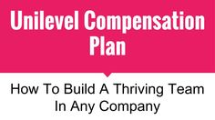 What is the unilevel compensation plan and how can you sponsor 5 to 10 new people every single week? Find out here. Top Mlm Companies, Document Sharing, Marketing Plan, Fat, Software, How To Plan, Learning, India, Business