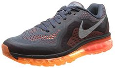 0c5071d91a4 Nike Air Max 2014 Running Mens Shoes Size 75 -- Read more at the image link.
