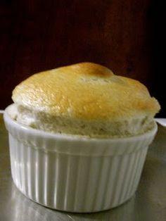 Banana Souffle recipe--no yolks!