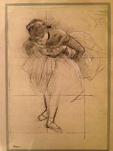 Degas ballet dancer lithograph Degas Drawings, Ballet Drawings, Drawing Sketches, Edgar Degas, Ballet Painting, Fabric Painting, Painting & Drawing, Famous Artists Paintings, Dance Paintings