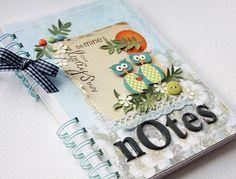 scrappassion: notebooks