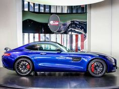 This Mercedes-AMG GT S Has The Most Must-Have Optional Extra Ever
